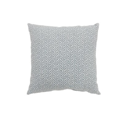 Pagel Geometric Indoor Throw Pillow Size: 22