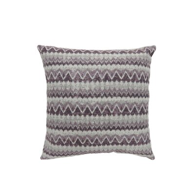 Levitt Bohemian Indoor Throw Pillow Size: 22 H x 22 W, Color: Navy