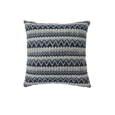 Levitt Bohemian Indoor Throw Pillow Size: 22 H x 22 W, Color: Purple