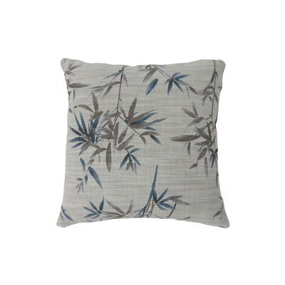 Fergerson Indoor Throw Pillow Size: 18 H x 18 W, Color: Blue