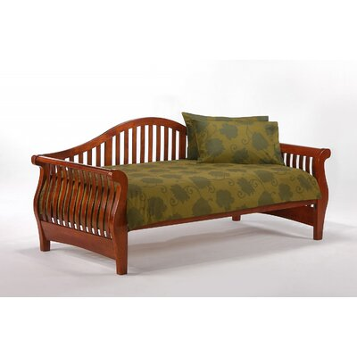 Doyers Kendrick Daybed Frame Color: Cherry