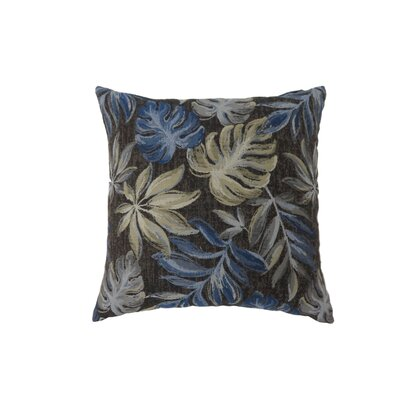 Vanguard Coastal Indoor Throw Pillow Size: 18 H x 18 W, Color: Blue