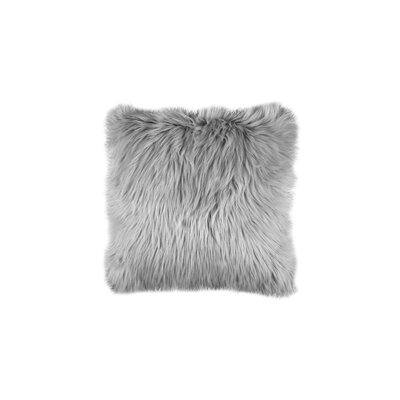 Highgate Indoor Throw Pillow Color: Silver