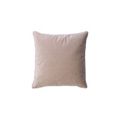 Kutz Indoor Throw Pillow Color: Sand