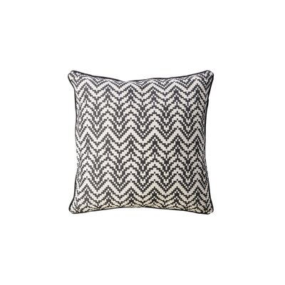 Dimick Indoor Throw Pillow Color: Gray