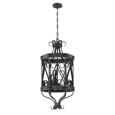 Laga 3-Light Candle-Style Chandelier