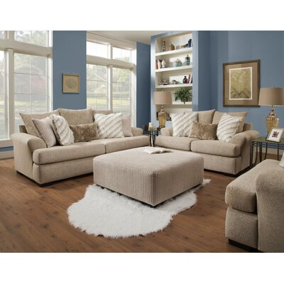Dillion 3 Piece Living Room Set