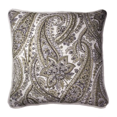 Richmond Valley Cotton Throw Pillow
