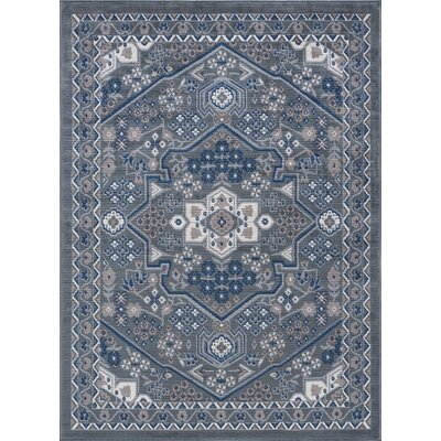 Westerlund Doormat Color: Gray