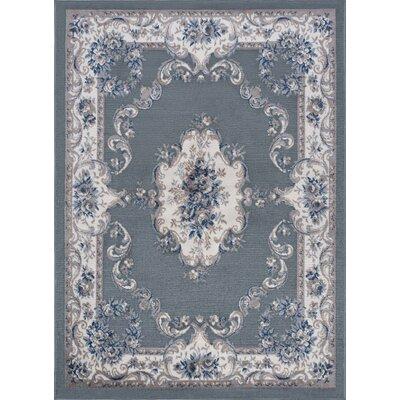 Riter Doormat Color: Gray