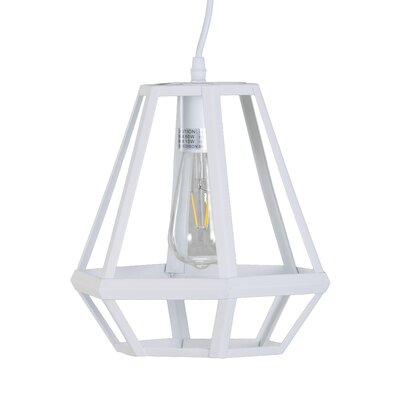 Dossantos 1-Light LED Mini Pendant