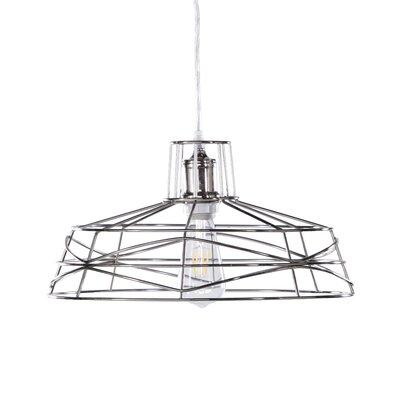 Salzman 1-Light LED Inverted Pendant