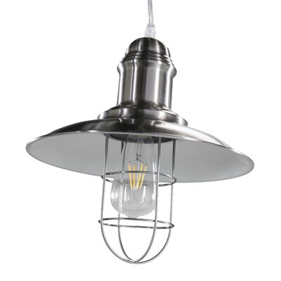 Dutchess 1-Light LED Mini Pendant