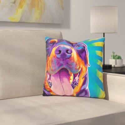 Duncan Throw Pillow
