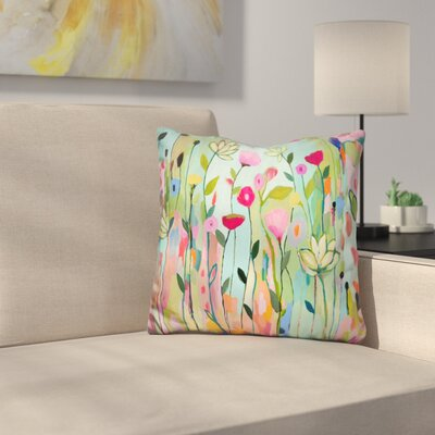 Markowski Floral and Botanical Throw Pillow