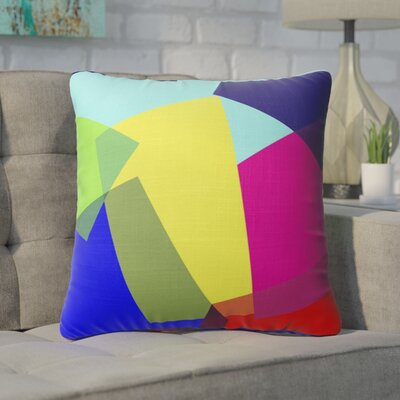 Fiala Blocks Accent Throw Pillow Size: 18 x 18
