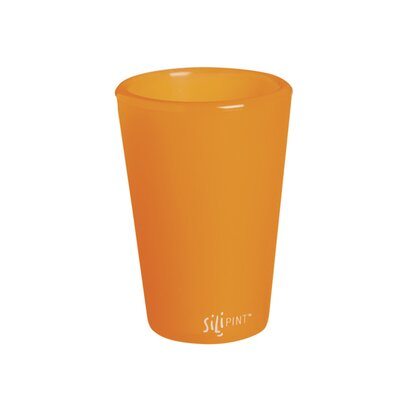 Aston 1.4 oz. Plastic Shot Glass Color: Tangerine D8844014B2B9426288DA86F026FF8B45