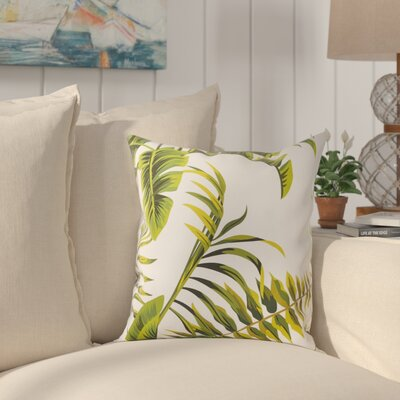 Reshmi Square 100% Cotton Throw Pillow
