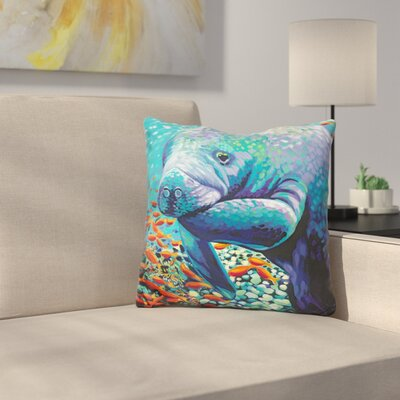 Sea Sweetheart Throw Pillow