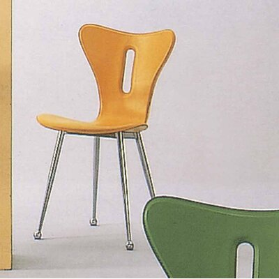 Pauley Side Chair Finish: Milky