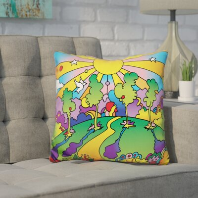 Corinna Trees Throw Pillow