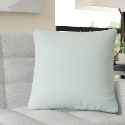 Moreell Throw Pillow Color: Mint