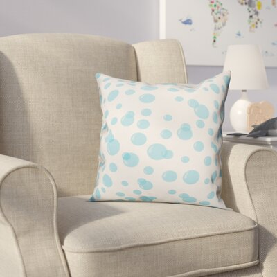 Jace Bubbles Throw Pillow