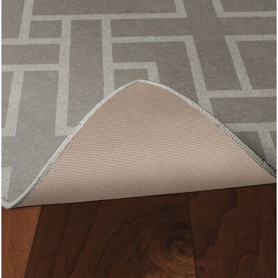 Tarsha Khaki Area Rug Rug Size: Rectangle 26 x 310