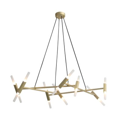 Harris 16-Light LED Cluster Pendant