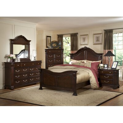 Raftery Panel Configurable Bedroom Set