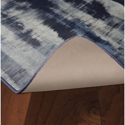 Demetrius Navy Area Rug Rug Size: Rectangle 34 x 5