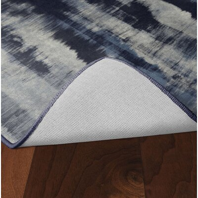 Demetrius Navy Area Rug Rug Size: Rectangle 76 x 10