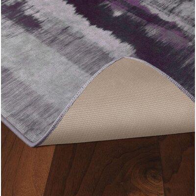 Demetrius Purple Area Rug Rug Size: Rectangle 26 x 310