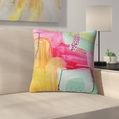 Chauntel Throw Pillow Size: 24 x 24