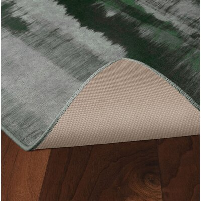 Demetrius Green Area Rug Rug Size: Rectangle 2'6