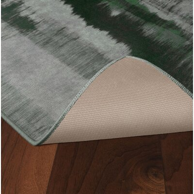 Demetrius Green Area Rug Rug Size: Rectangle 3'4