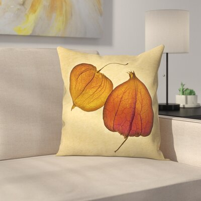 Maja Hrnjak Botany1 Throw Pillow Size: 20 x 20