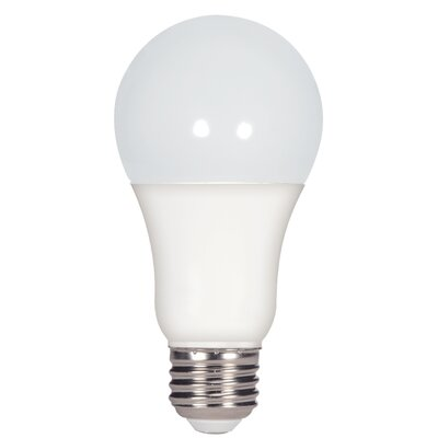 Frosted E26 Medium Standard LED Light Bulb Bulb Temperature: 2700K