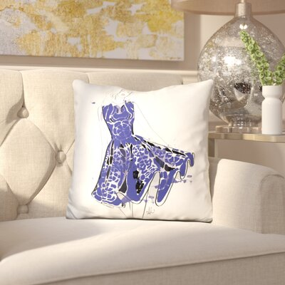 Iron Acton Katie Throw Pillow