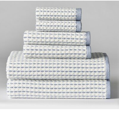 Ellingsworth 6 Piece Towel Set