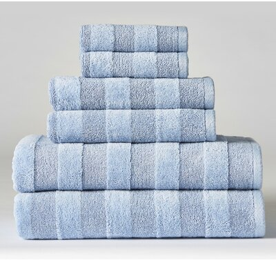 Rolph 6 Piece Towel Set