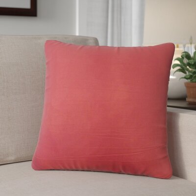 Xavia Solid Throw Pillow