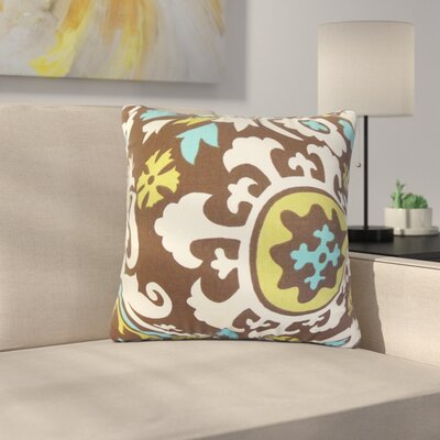Stumbaugh Cotton Throw Pillow