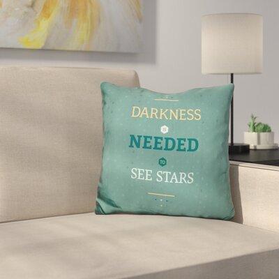 Masse See Stars Throw Pillow