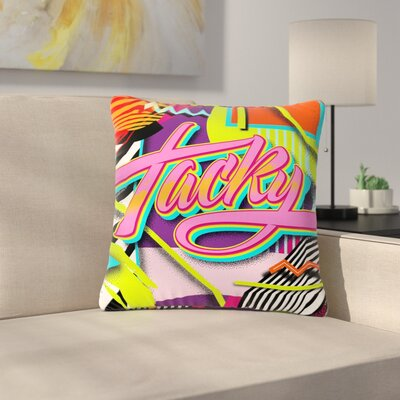 Roberlan Tacky Outdoor Throw Pillow Size: 16 H x 16 W x 5 D