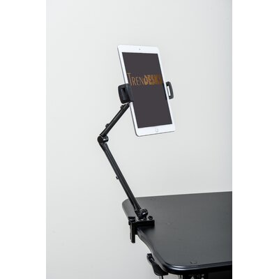 Cell Tablet iPad Holder Accessory Color: Black
