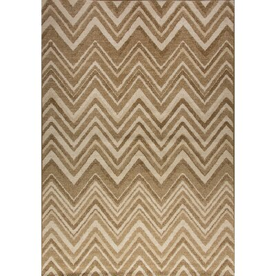 Kutcher Hand-Woven Cream Area Rug Rug Size: Rectangle 710 x 1010
