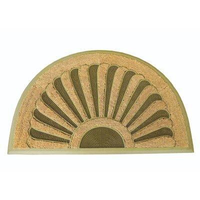 Kissel Rubber Based Coir Doormat
