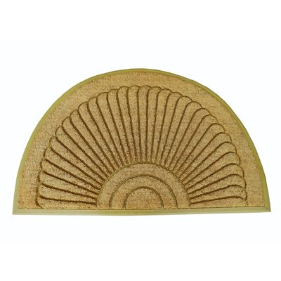 Kissena Rubber Based Coir Doormat