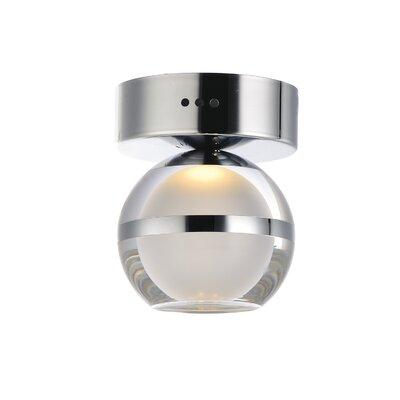 Senters 1-Light LED Flush Mount